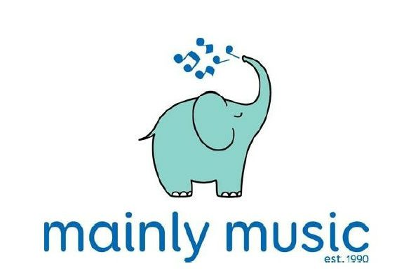 mainly music new logo
